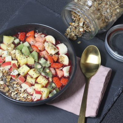 Theas fantastiske smoothiebowl